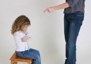 تنبیه کودکان